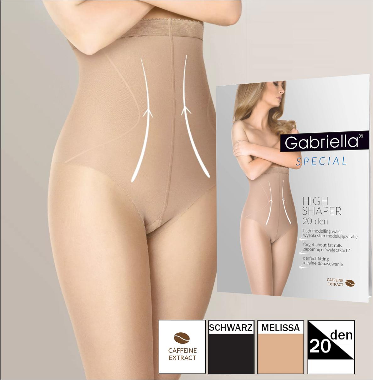 Massierende Anti-Cellulite Anti-Krampfadern Strumpfhose Medical bequem 40DEN